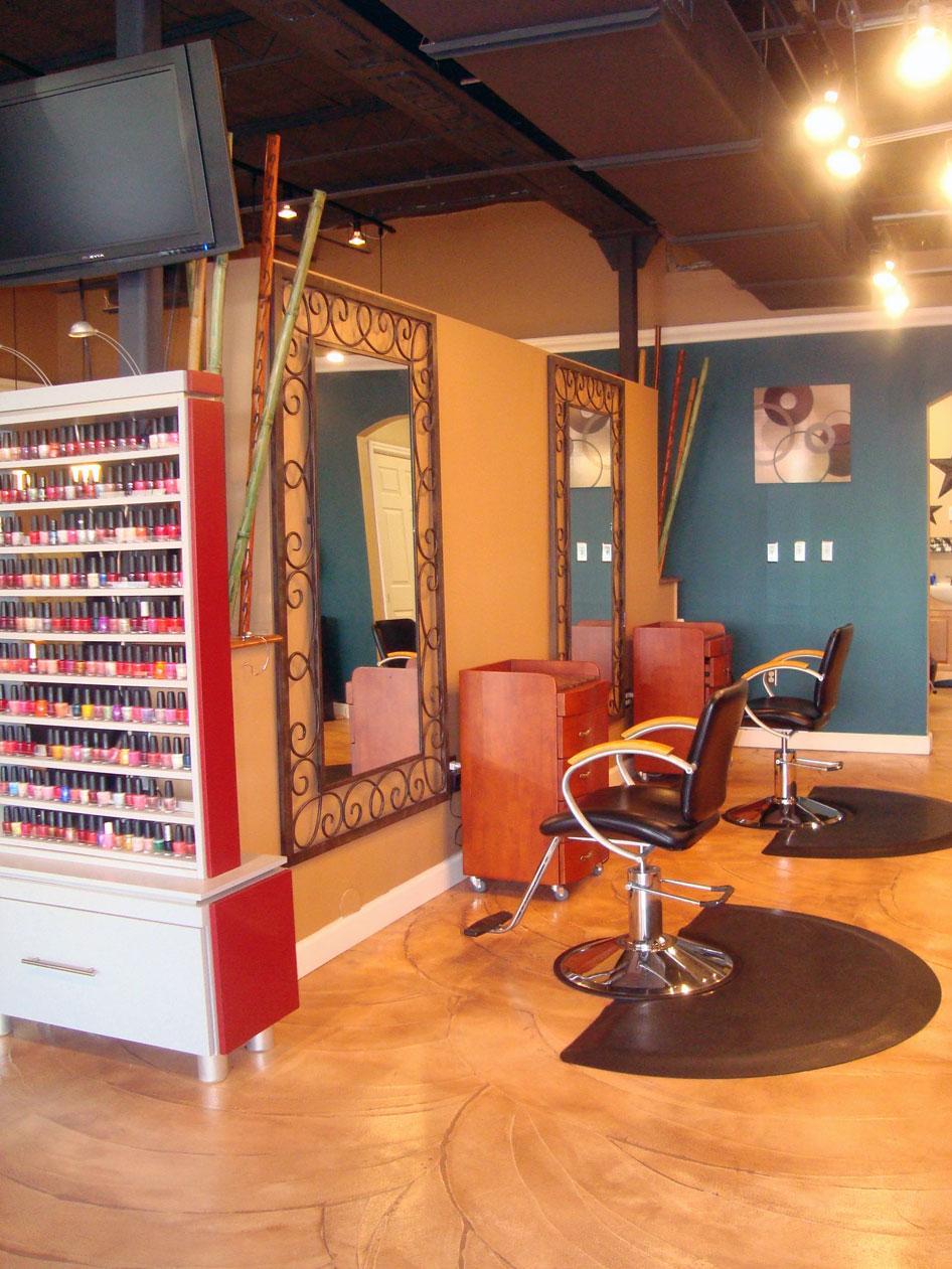 Star salon spa contact for Salon spa 2